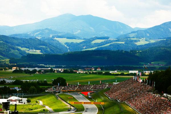 2014 Formula One Austrian Grand Prix, Red Bull Ring, Spielberg, Styria, Austria, 19th - 22nd June 2014.  Sergio Perez, Force India VJM07 Mercedes. World Copyright: ? Andrew Hone Photographer 2014. Ref:  _ONZ1457