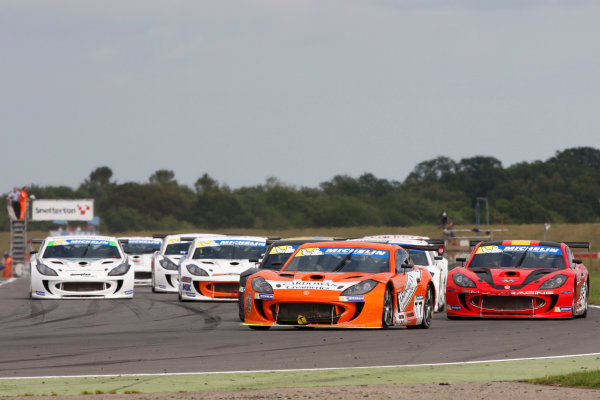 2013 Ginetta GT Supercup