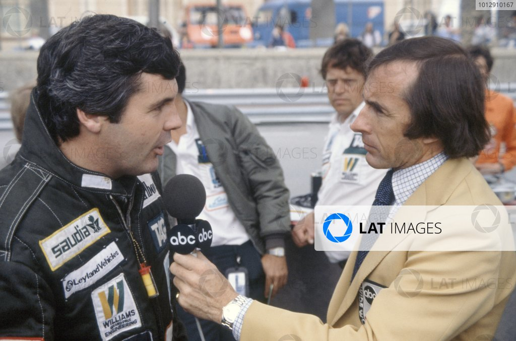 1981 Monaco Grand Prix.