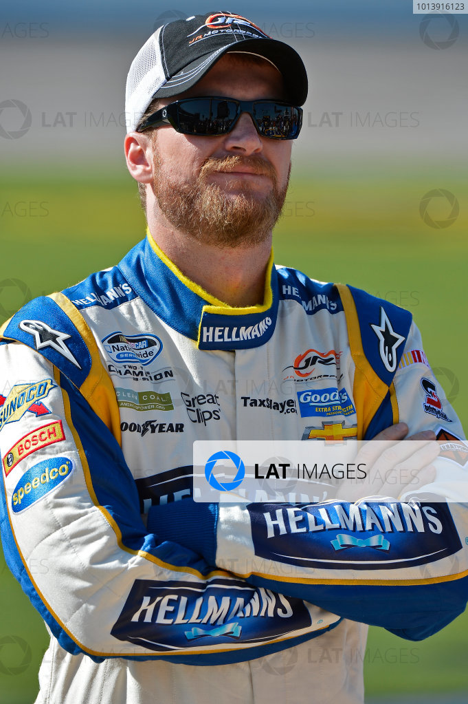 April 11-12, 2013 Fort Worth, Texas USA Dale Earnhardt Jr. © 2013, Brian Czobat LAT Photo USA .