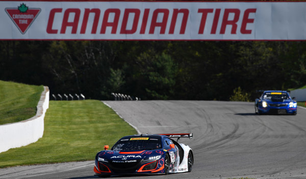 Pirelli World Challenge Victoria Day SpeedFest Weekend Canadian Tire Motorsport Park, Mosport, ON CAN Friday 19 May 2017 Peter Kox/ Mark Wilkins World Copyright: Richard Dole/LAT Images ref: Digital Image RD_CTMP_PWC17031