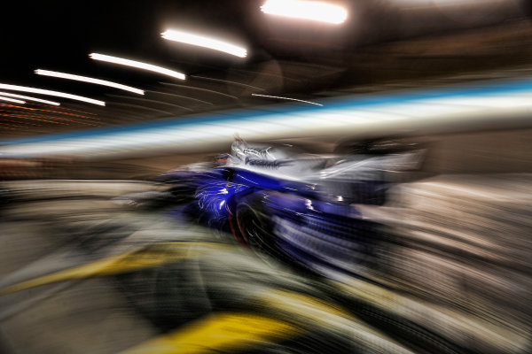 2017 IndyCar Media Day - Track Action Phoenix Raceway, Arizona, USA Saturday 11 February 2017 Takuma Sato World Copyright: Michael L. Levitt/LAT Images ref: Digital Image _AT_3709