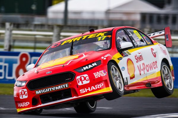 2017 Supercars Championship Round 14.  Auckland SuperSprint, Pukekohe Park Raceway, New Zealand. Friday 3rd November to Sunday 5th November 2017. Scott McLaughlin, Team Penske Ford.  World Copyright: Daniel Kalisz/LAT Images  Ref: Digital Image 031117_VASCR13_DKIMG_0977.jpg