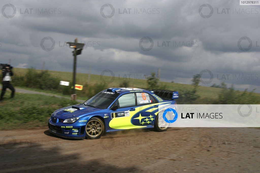 2006 FIA World Rally Champs. Round eleven