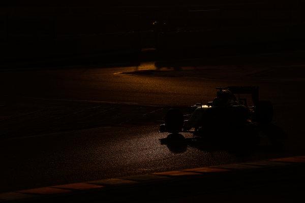 2015 F1 Pre Season Test 3 - Day 4 Circuit de Catalunya, Barcelona, Spain. Thursday  Sunday 1 March 2015. Sergio Perez, Force India VJM08 Mercedes.  World Copyright: Sam Bloxham/LAT Photographic. ref: Digital Image _14P5533