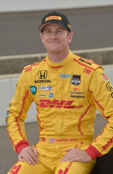 17-18 May, 2014, Indianapolis, Indiana, USA #28 Ryan Hunter-Reay, DHL Andretti Autosport ©2014 Dan R. Boyd LAT Photo USA