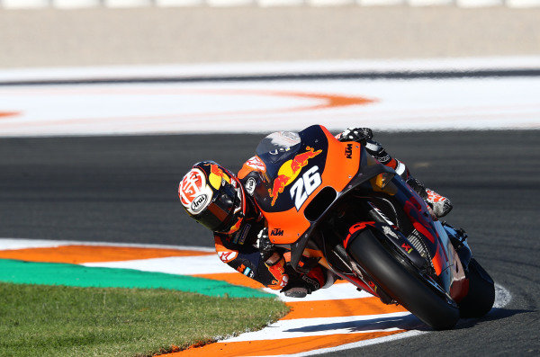 Dani Pedrosa, Red Bull KTM Factory Racing.