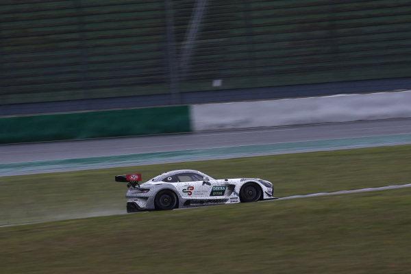 Gary Paffett, Mücke Motorsport Mercedes AMG GT3..