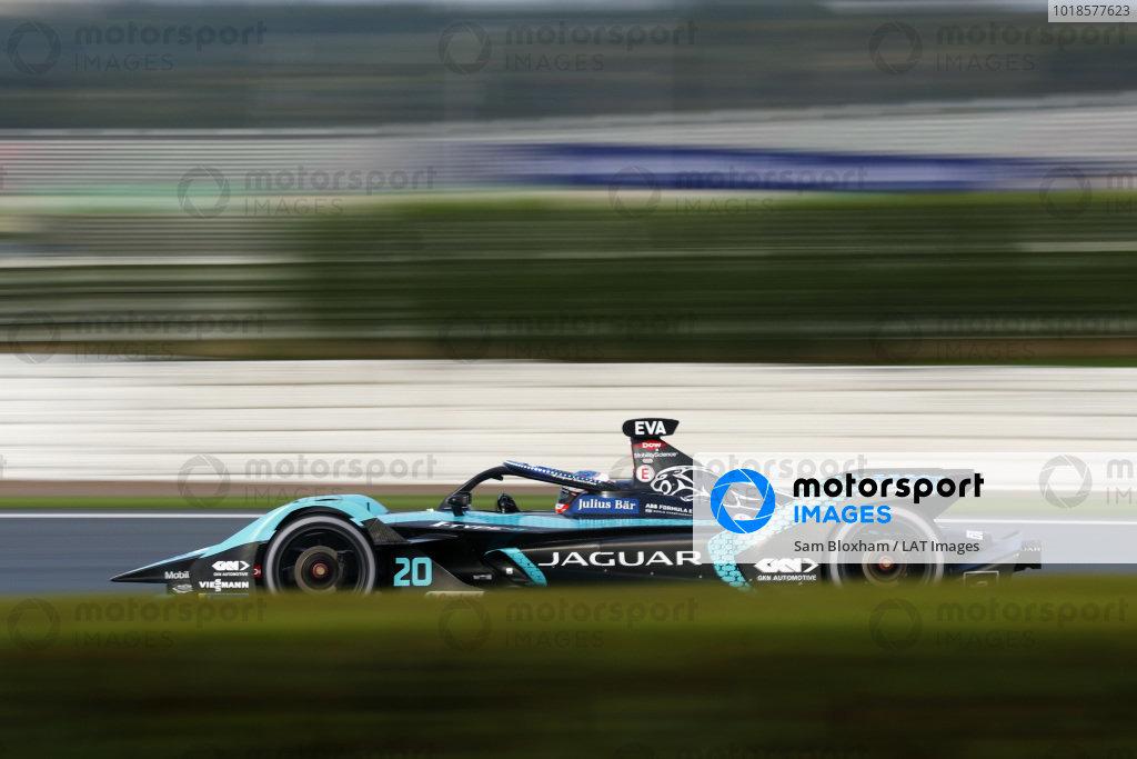 Mitch Evans (NZL), Jaguar Racing, Jaguar I-TYPE 5
