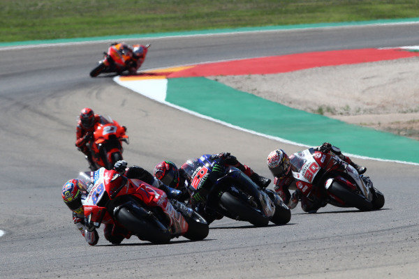 Jorge Martin, Pramac Racing MotoGP.