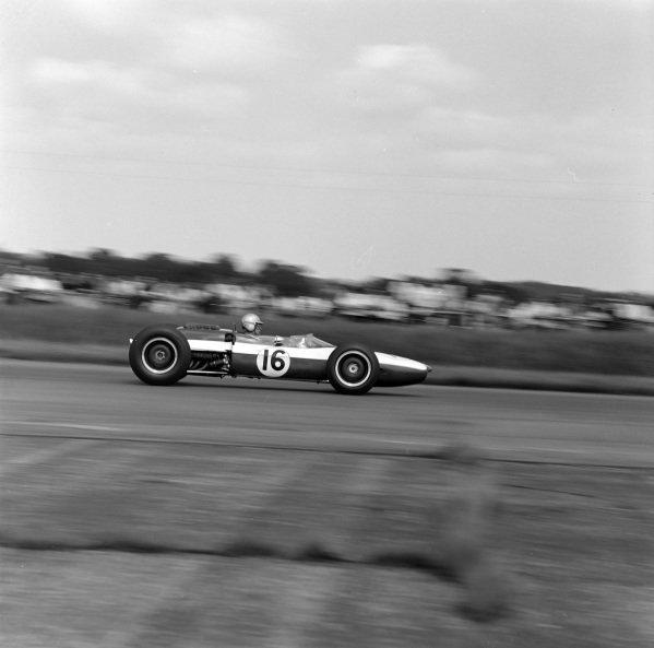Ian Burgess, Scirocco BRM.