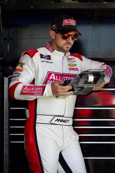 #1: Michael Annett, JR Motorsports, Chevrolet Camaro Chevrolet AllState Parts and Service Group