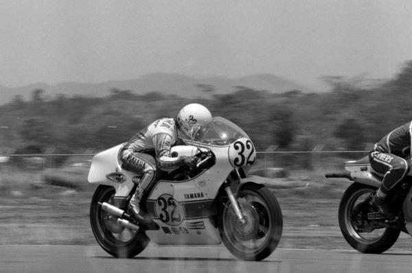 Steve Baker, Yamaha.