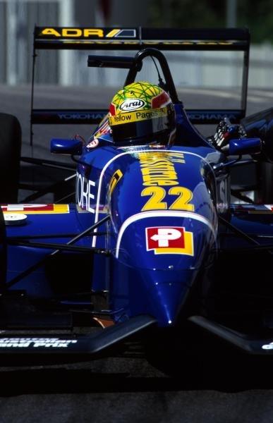 Mark Webber (AUS) Alan Docking Racing, 4th place. 44th Macau Formula Three Grand Prix, Macau, Hong Kong, 26 November 1997