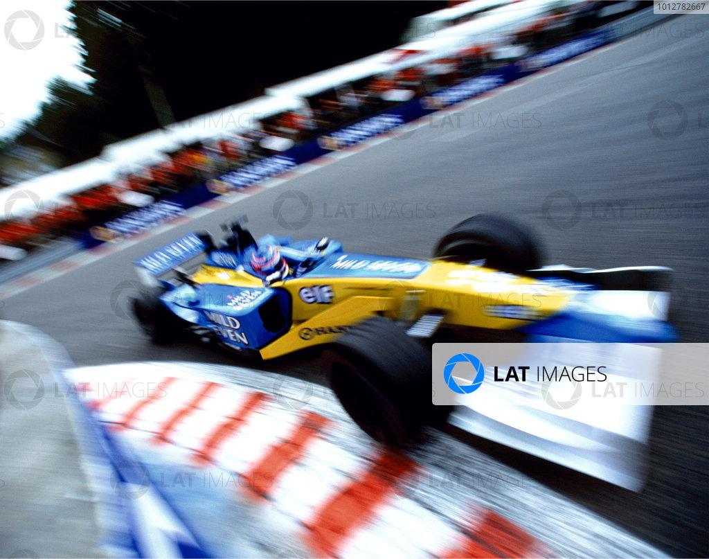 2002 Belgian Grand Prix.