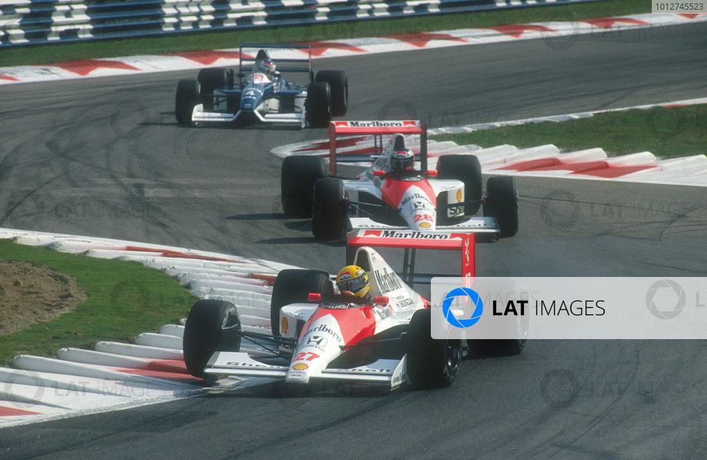 1990 Italian Grand Prix.