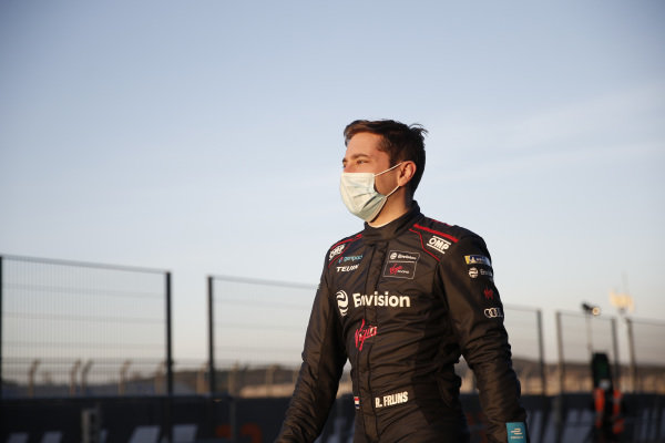 Robin Frijns (NLD) Envision Virgin Racing