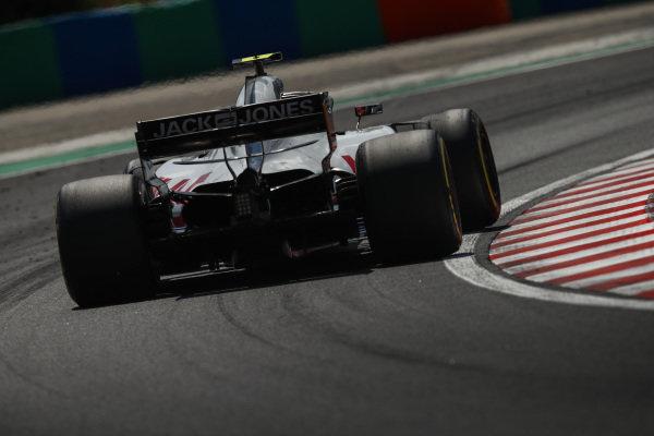 Romain Grosjean, Haas F1 Team VF-18 Ferrari.
