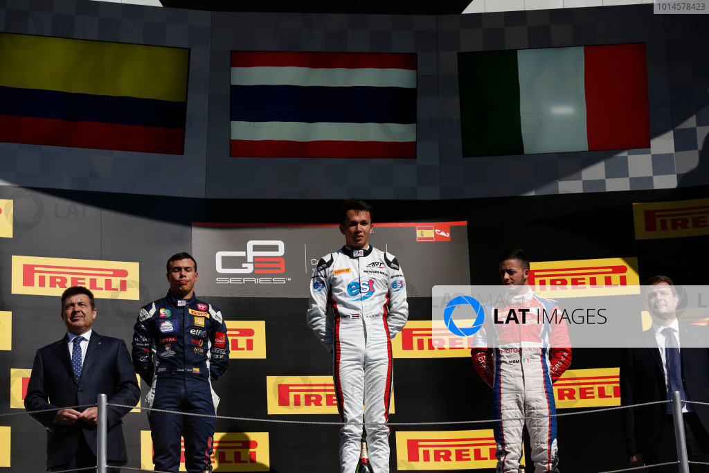 GP3 Round 1 - Barcelona, Spain