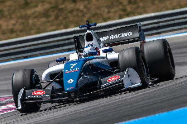 Le Castellet (FRA) JUN 24-26 2016 - Forth round of the Formula V8 3.5 series at circuit Paul Ricard. Egor Orudzhev #7 Arden Motorsport. Action. © 2016 Diederik van der Laan  / Dutch Photo Agency / LAT Photographic