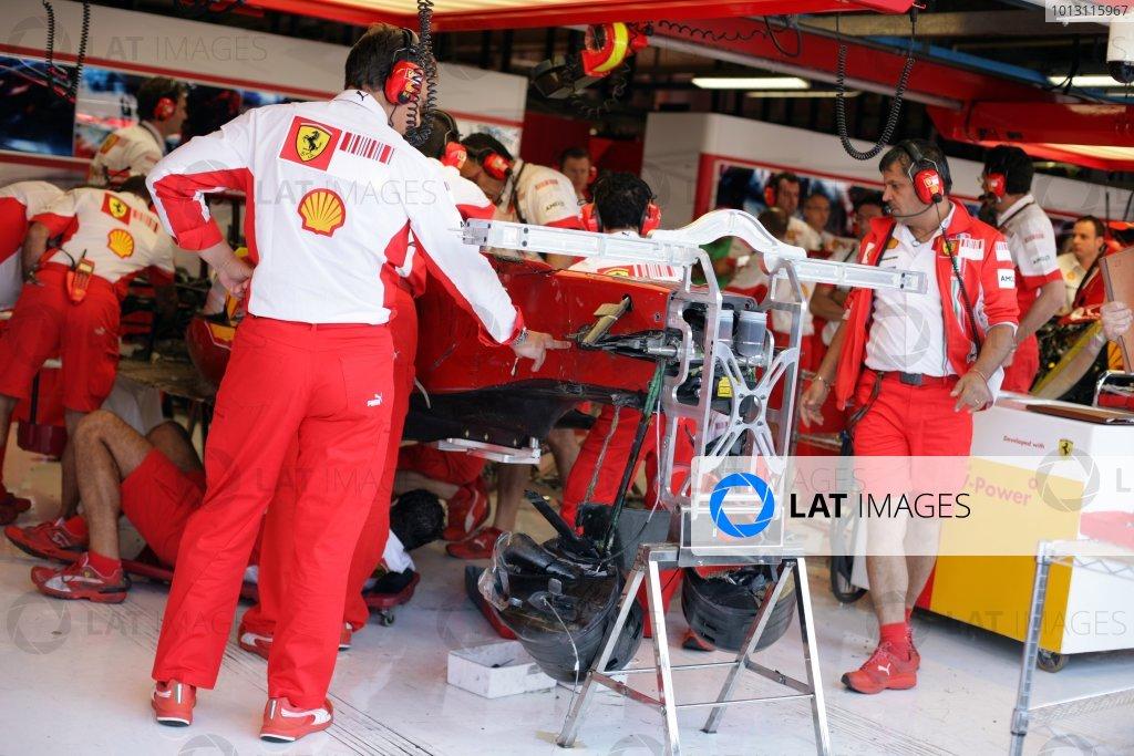 2007 Italian Grand Prix - Saturday Qualifying