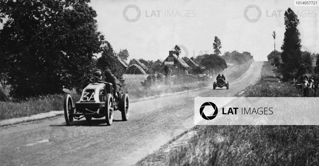 1906 French Grand Prix.