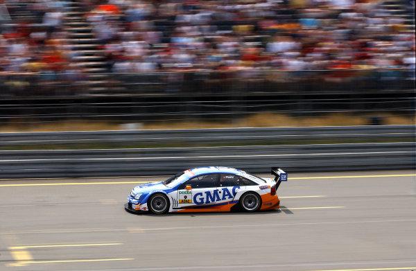 2005 DTM Championship Norisring, Germany. 16th - 17th July 2005 Marcel Fassler (Opel Vecrta GTS V8). Action World Copyright: Andre Irlmeier / LAT Photographic ref: Digital Image Only