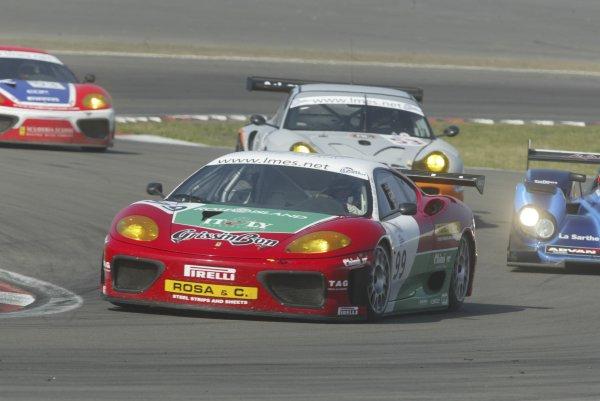 2005 LeMans Endurance Series.Nurburgring, Germany2-4th September 2005xxWorld Copyright: Andrew Ferraro/LAT Photographicref: Digital Image Only