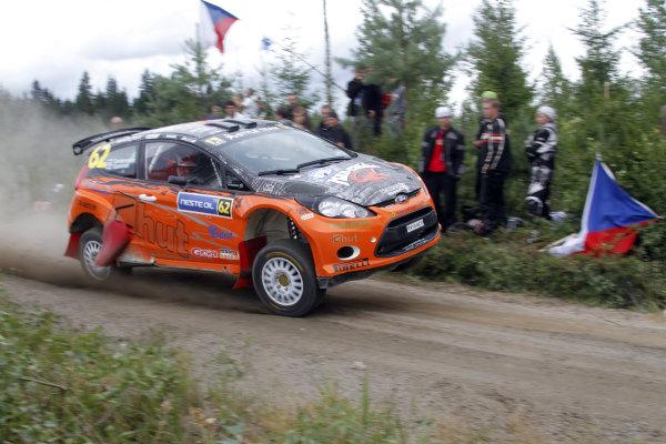 Round 08Rally Finland 29-31 July 2010Toni Gardemeister, Skoda S2000, ActionWorldwide Copyright: McKlein/LAT
