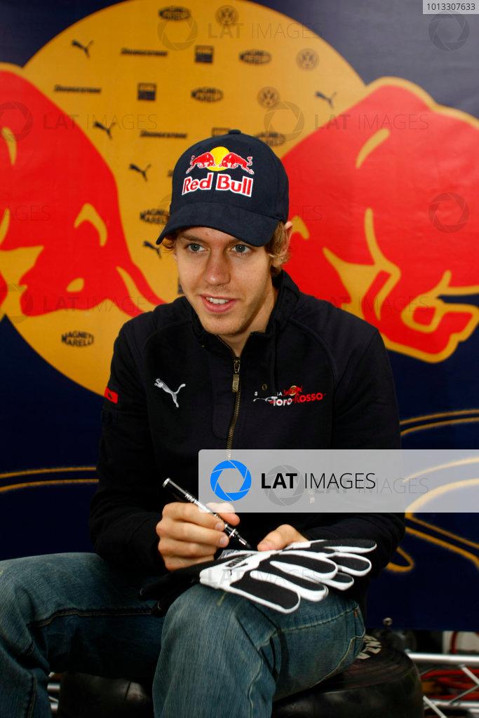 2008 Brazilian Grand Prix - Saturday Qualifying