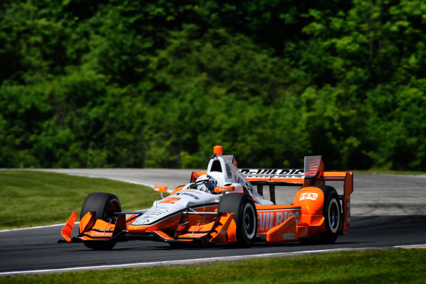 Verizon IndyCar Series Kohler Grand Prix Road America, Elkhart Lake, WI USA Saturday 24 June 2017 Josef Newgarden, Team Penske Chevrolet World Copyright: Scott R LePage LAT Images ref: Digital Image lepage-170624-ra-2746