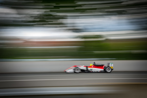 2017 FIA Formula 3 European Championship. Round 5 - Nuremberg, Germany. Friday 30 June 2017. Mick Schumacher, Prema Powerteam, Dallara F317 - Mercedes-Benz World Copyright: Mario Bartkowiak/LAT Images ref: Digital Image 2017-06-30_FIA-F3_Norisring_FP_0332