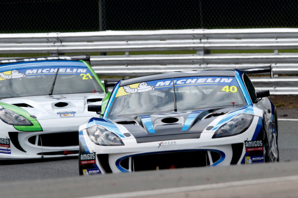 2017 Ginetta GT4 Supercup  Oulton Park, 20th-21st May 2017, Alex Taylor Xentek Motorsport Ginetta G55 World copyright. JEP/LAT Images