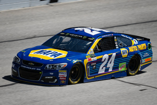 2017 Monster Energy NASCAR Cup Series - Fold of Honor QuikTrip 500 Atlanta Motor Speedway, Hampton, GA USA Friday 3 March 2017 Chase Elliott World Copyright: Barry Cantrell/LAT Images ref: Digital Image 17ATLbc0580