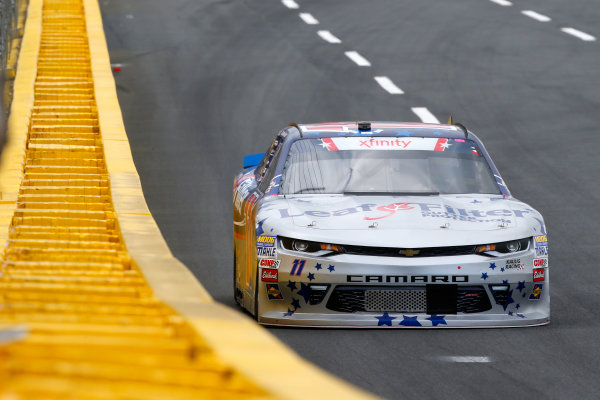 NASCAR Xfinity Series Hisense 4K TV 300 Charlotte Motor Speedway, Concord, NC USA Thursday 25 May 2017 Blake Koch, Salute Our Troops LeafFilter Chevrolet Camaro World Copyright: Lesley Ann Miller LAT Images