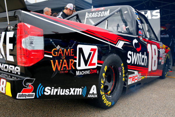 2017 Camping World Truck - NextEra Energy Resources 250 Daytona International Speedway, Daytona Beach, FL USA Thursday 23 February 2017 Noah Gragson World Copyright: Russell LaBounty/LAT Images ref: Digital Image 17DAY2rl_00998