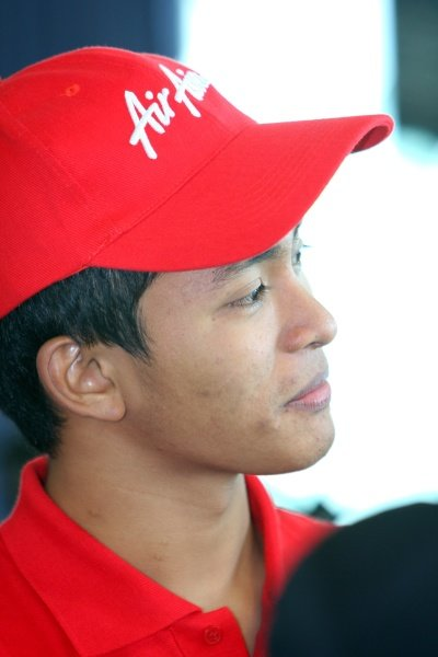 18-year-old Mohd Zulfahmi Khairuddin (MAL) will become the first Malaysian to compete in MotoGP's 125cc category. He will ride for Ongetta Team I.S.P.A. and will be sponsored by AirAsia.AirAsia Signs As Title Sponsor for 2010 MotoGP British Grand Prix, Silverstone, England, Wednesday 10 February 2010.