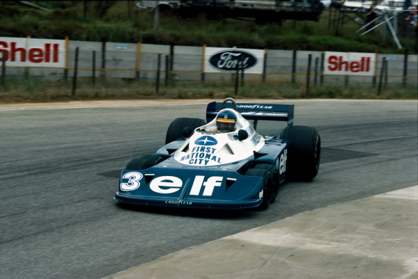 Kyalami, South Africa. 3 - 5 March 1977.