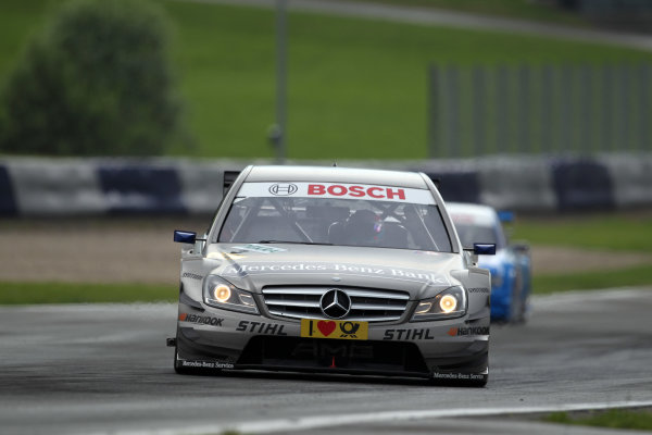 Bruno Spengler (CDN), Mercedes-Benz Bank AMG.DTM, Rd3, Red Bull Ring, Spielberg, Austria. 3-5 June 2011.World Copyright: LAT Photographicref: Digital Image dne1103ju36