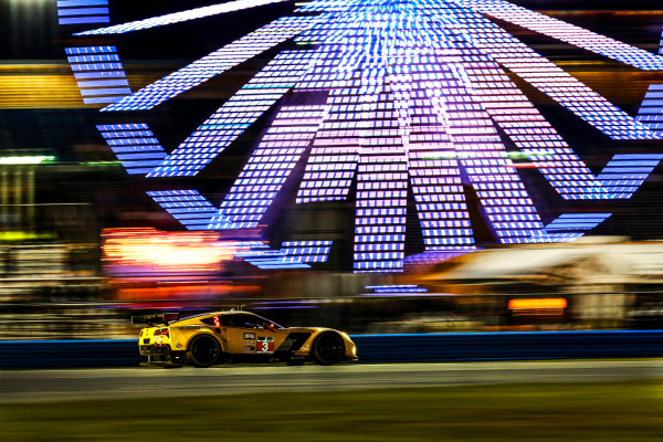 21-25 January, 2015, Daytona Beach, Florida USA  3, Chevrolet, Corvette C7.R, GTLM, Jan Magnussen, Antonio Garcia, Ryan Briscoe ©2015, Michael L. Levitt LAT Photo USA