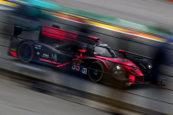 2015 FIA World Endurance Championship, Spa-Francorchamps, Belgium. 30th April - 2nd May 2015. Jacques Nicolet / Jean-Marc Merlin / Erik Maris Oak Racing Ligier JS P2 Nissan. World Copyright: Ebrey / LAT Photographic.