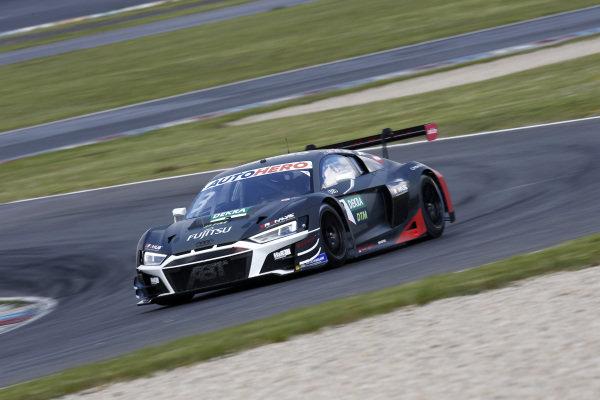 Kelvin van der Linde, Abt Sportsline Audi R8 LMS GT3..
