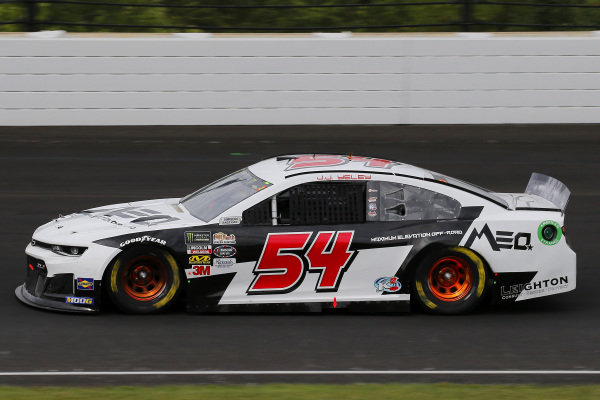#54: J.J. Yeley, Rick Ware Racing, Chevrolet Camaro MAXIMUM ELEVATION