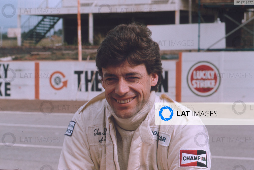 Formula 1 World Championship.