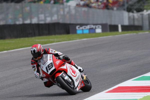 Teppei Nagoe, Honda Team Asia.