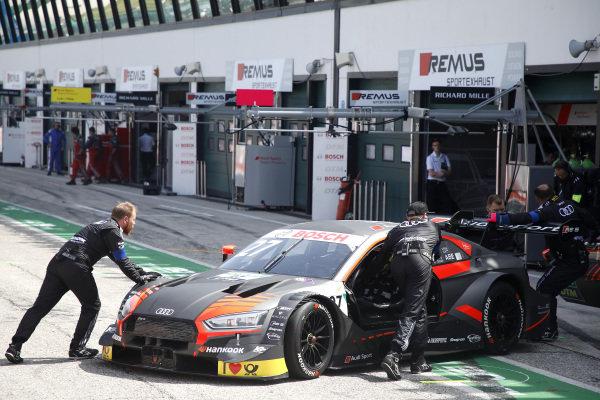 Jonathan Aberdein, Audi Sport Team WRT, Audi RS 5 DTM.