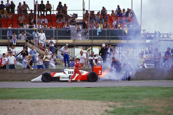 1987 British Grand Prix.