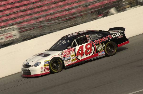 2000 Daytona 500, February 20, 2000, Daytona, FL, USAStanton Barrett2000 Daytona NASCAR-2000, Michael L. Levitt, USALAT PHOTOGRAPHIC