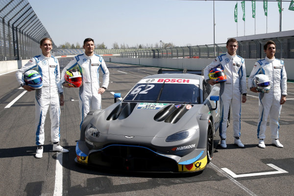 All R-Motorsport drivers.