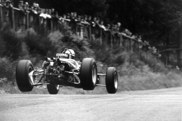 1966 German Grand Prix.Nurburgring, Germany. 7 August 1966.World Copyright: LAT PhotographicRef: 1343 #2A